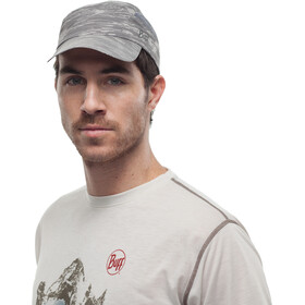 Buff Pack Trek Cap landscape grey